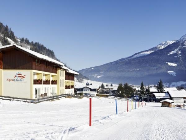 Appartement Alpenchalet Möschl Type 3 - 6-10 personen