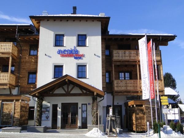 Appartement Avenida Mountain Resort - 2-4 personen