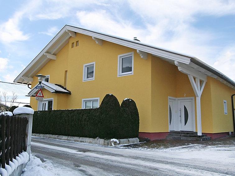 Appartement Bauer - 5 personen