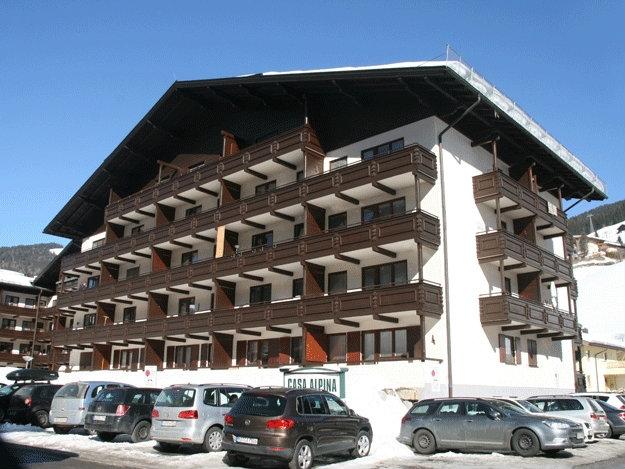 Appartement Casa Alpina Nr. 1 - 2-4 personen