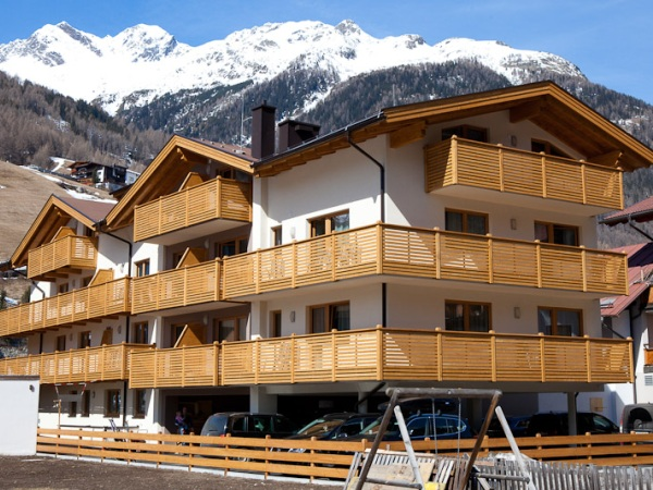 Appartement Corona - 2-4 personen