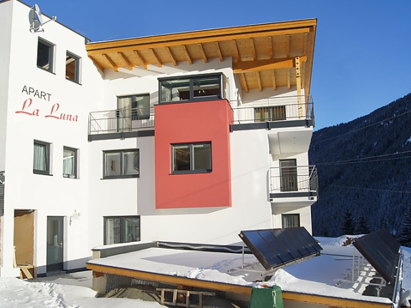 Appartement La Luna - 10-14 personen