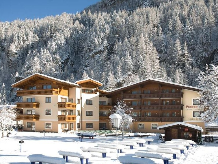 Appartement Panorama Tirol - 4-6 personen