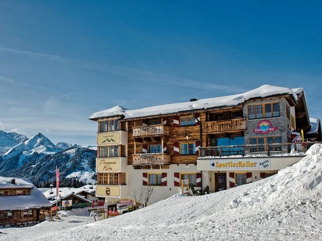 Appartement Pinzgauer Höhe Top 3 - 4-6 personen