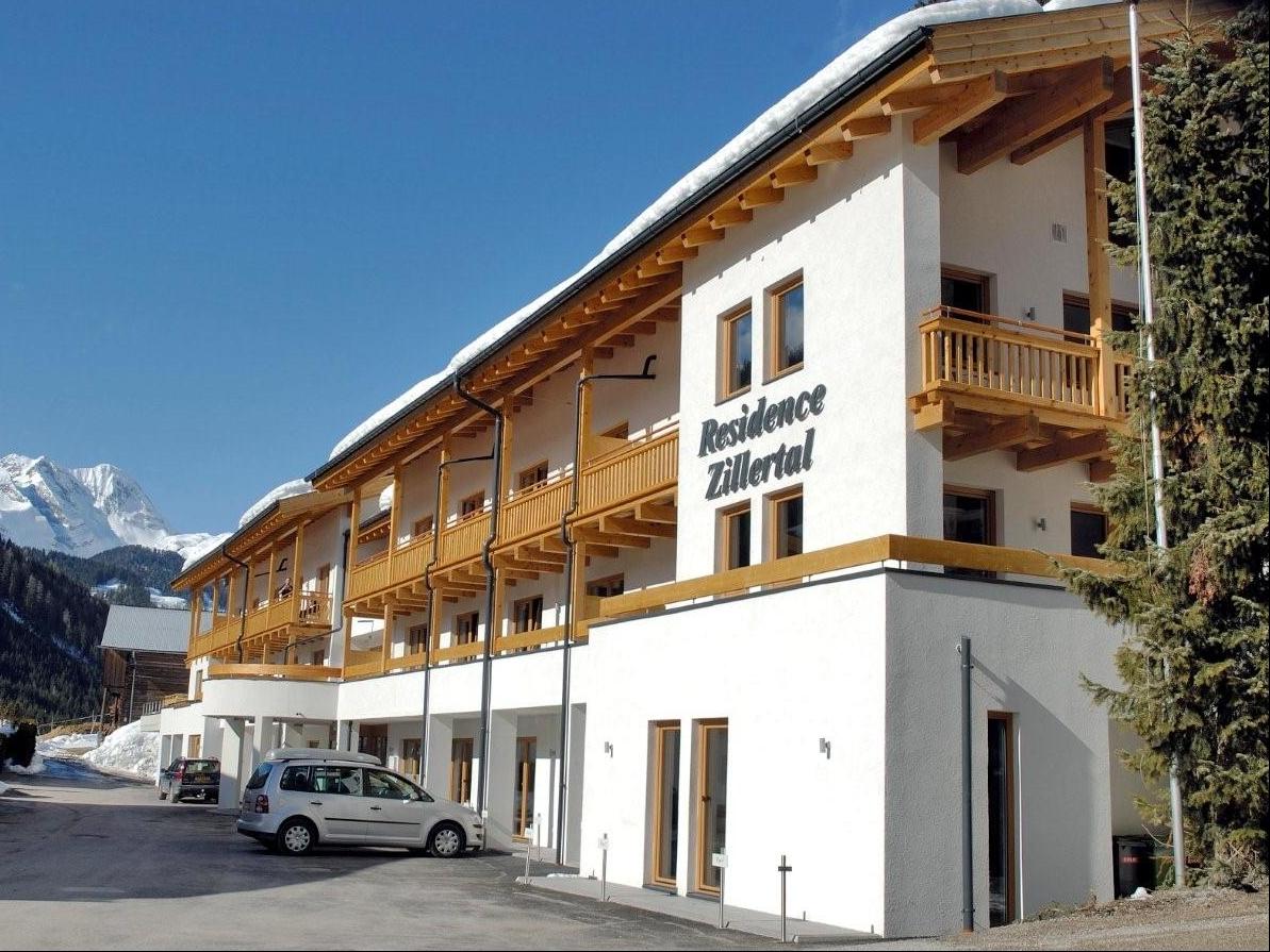 Appartement Residence Zillertal - 6 personen