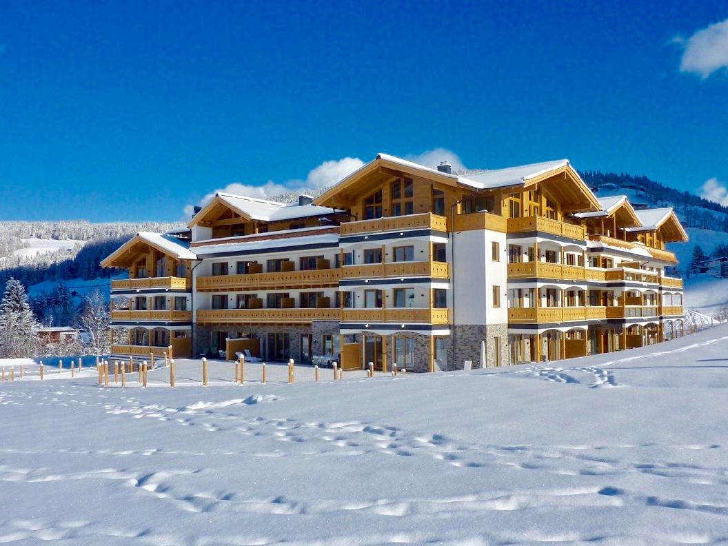 Appartement Residenz Drachenstein Wildschönau Penthouse met privé-sauna - 12 personen