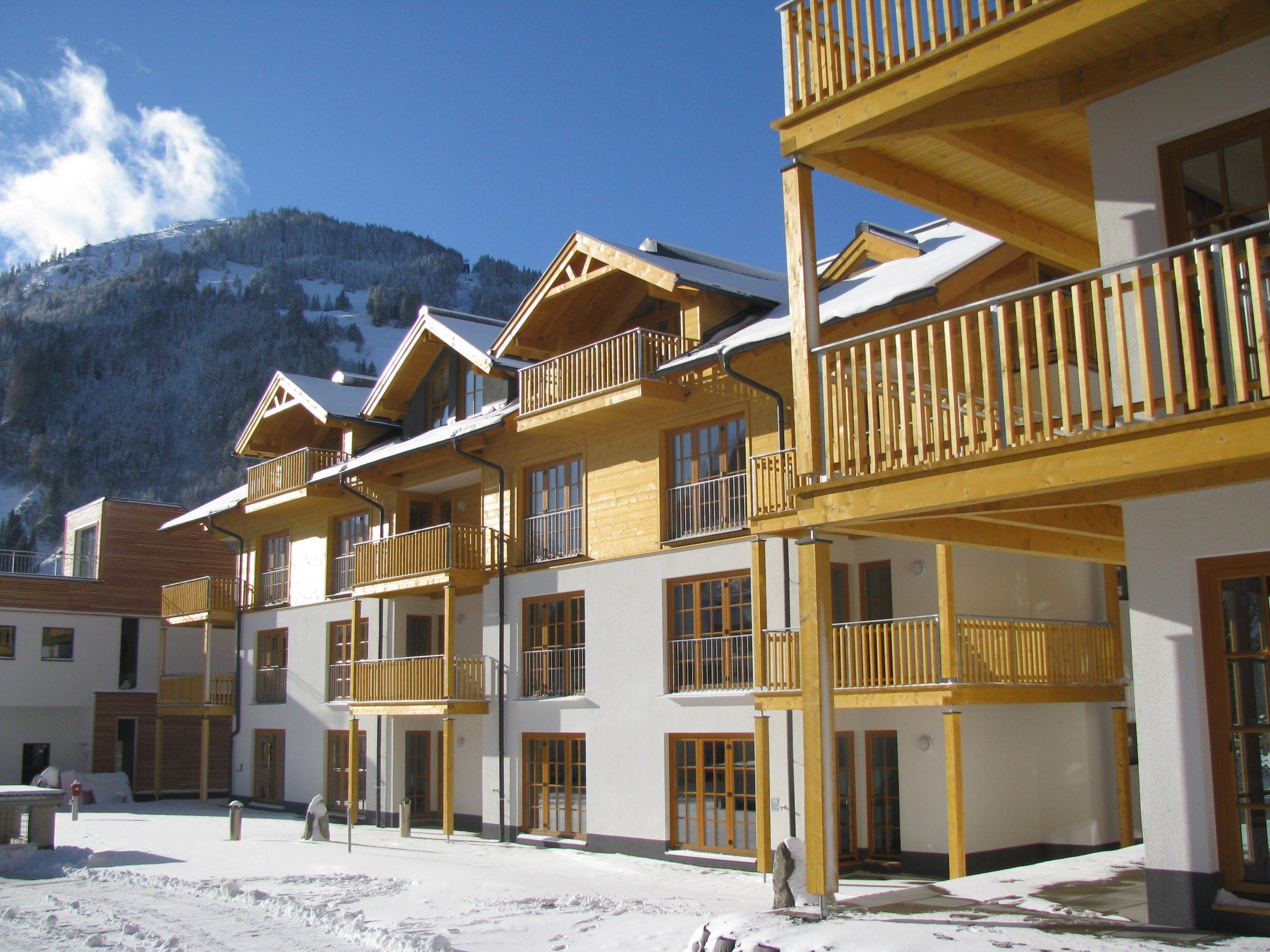 Appartement Schönblick Mountain-Resort - 4-6 personen