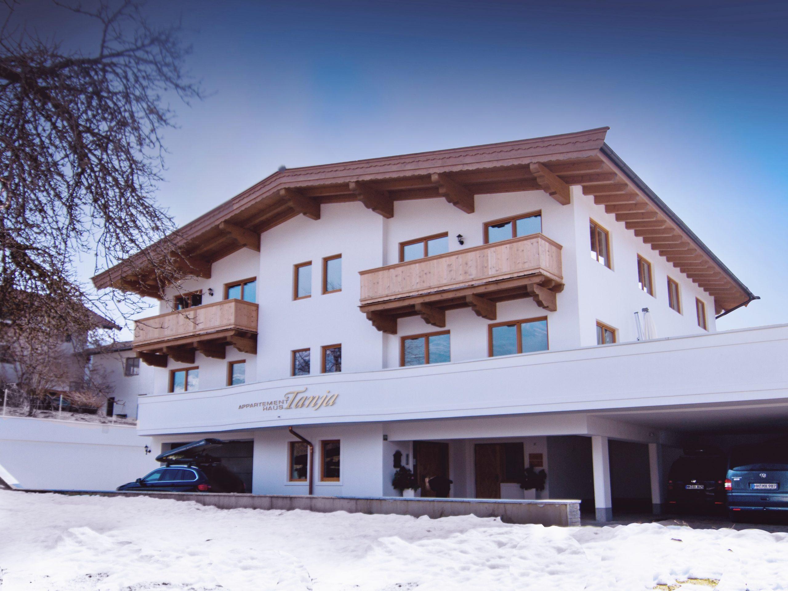 Appartement Tanja Superior - 4-6 personen