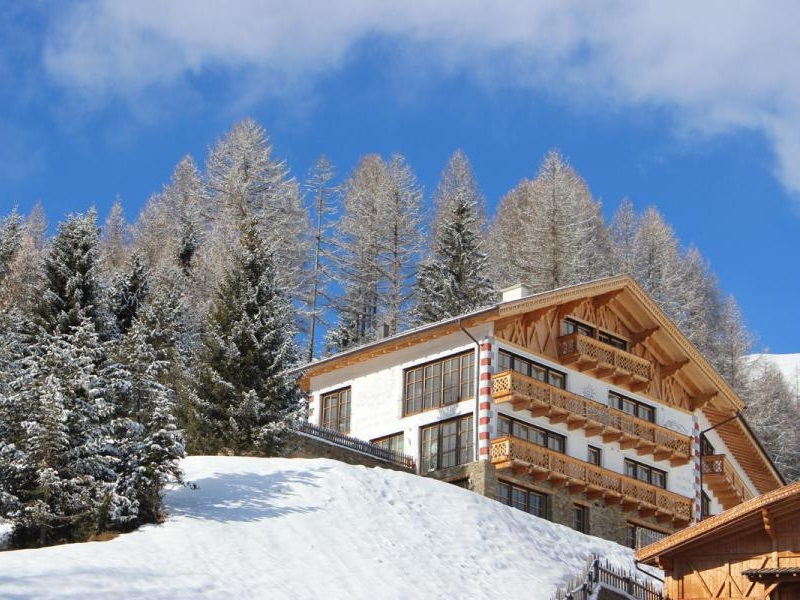 Chalet Acla inclusief catering - 18-25 personen