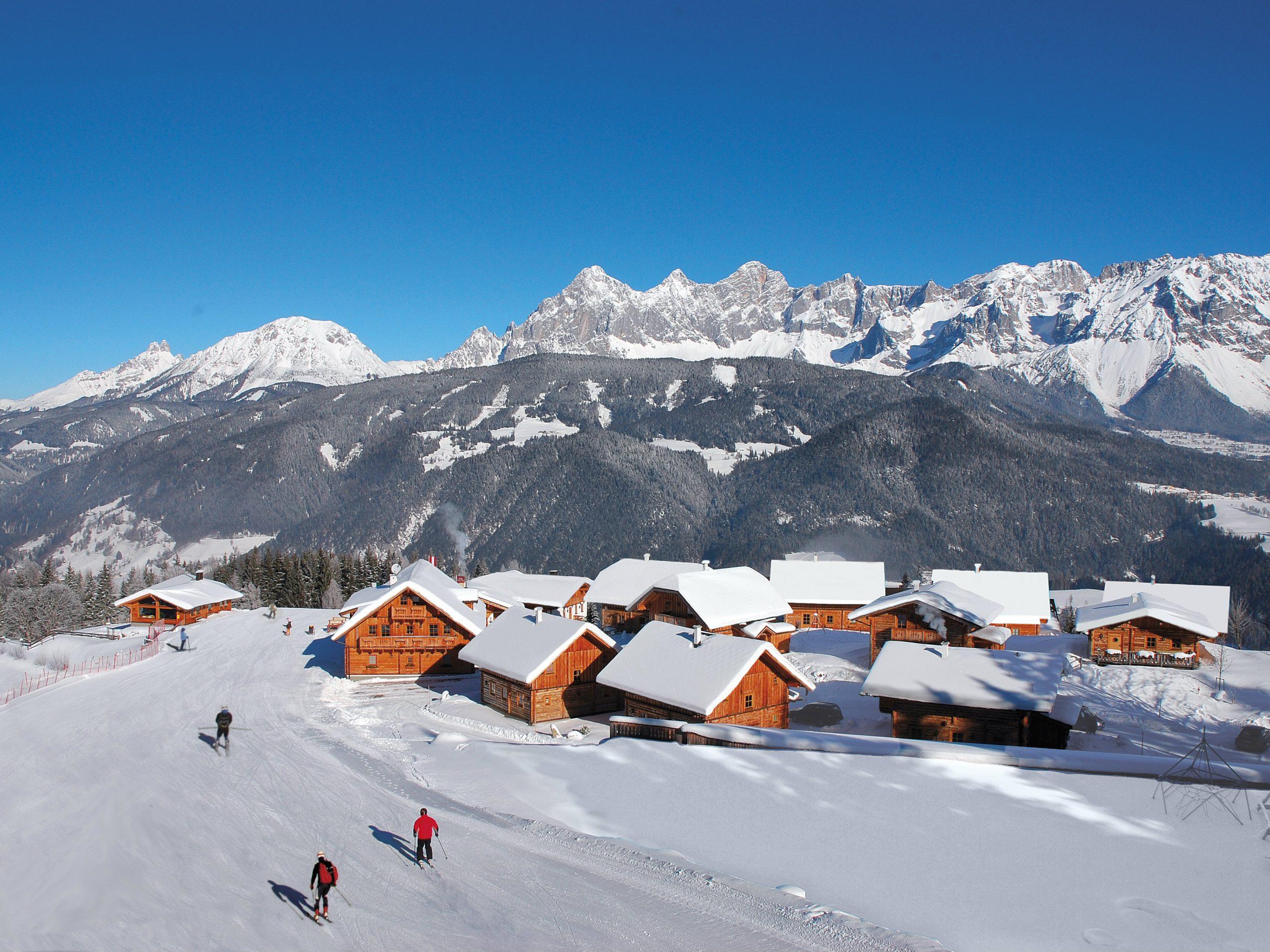 Chalet Almwelt Austria - 4-6 personen