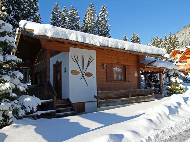 Chalet Munterhütte - 8 personen