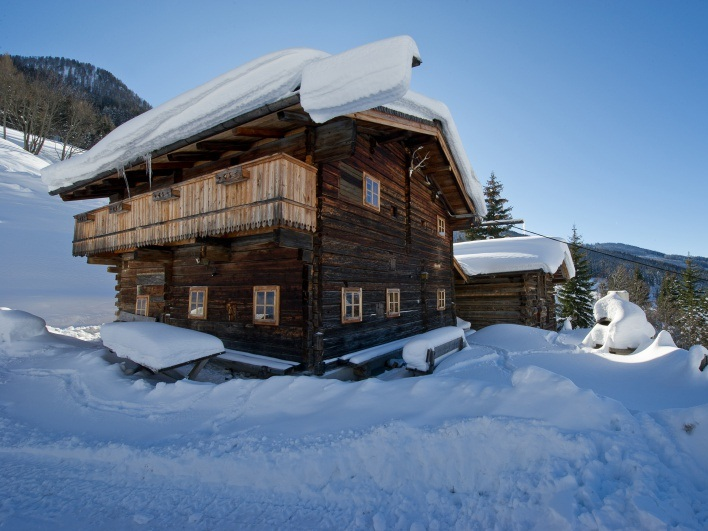 Chalet Radlehenhütte - 8-12 personen