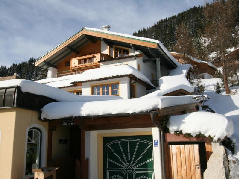 Chalet-appartement Lena WG 2 met sauna - 6 personen
