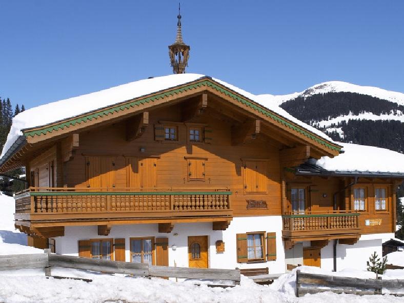 Chalet-appartement Skilift met privé-sauna - 2-4 personen