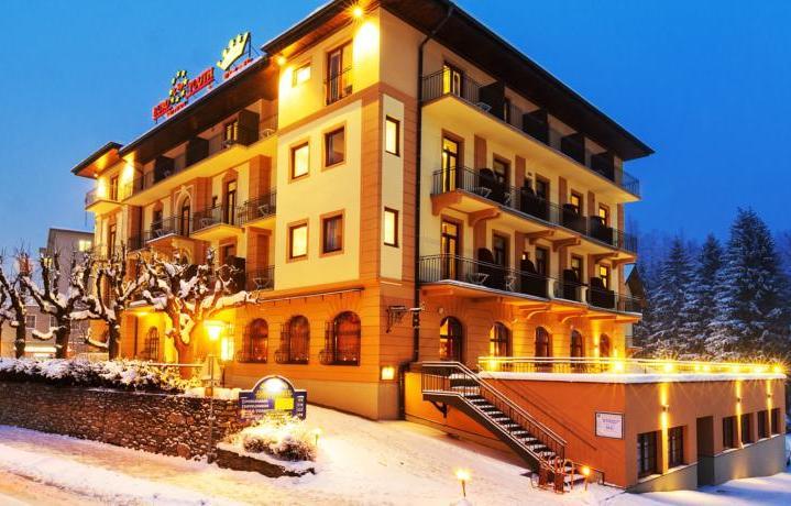 Euro Youth Hotel Krone
