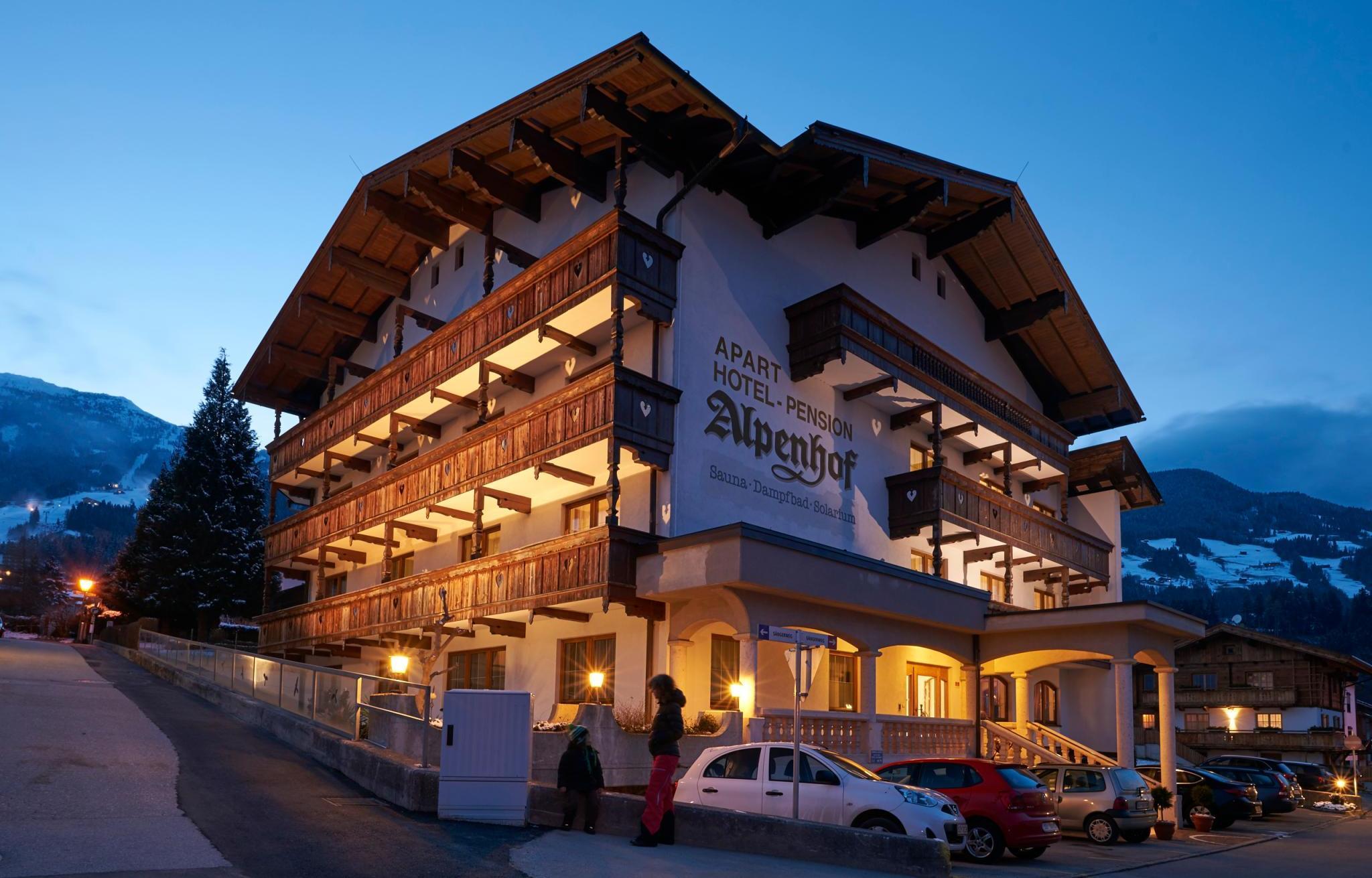 Appartementen Alpenhof