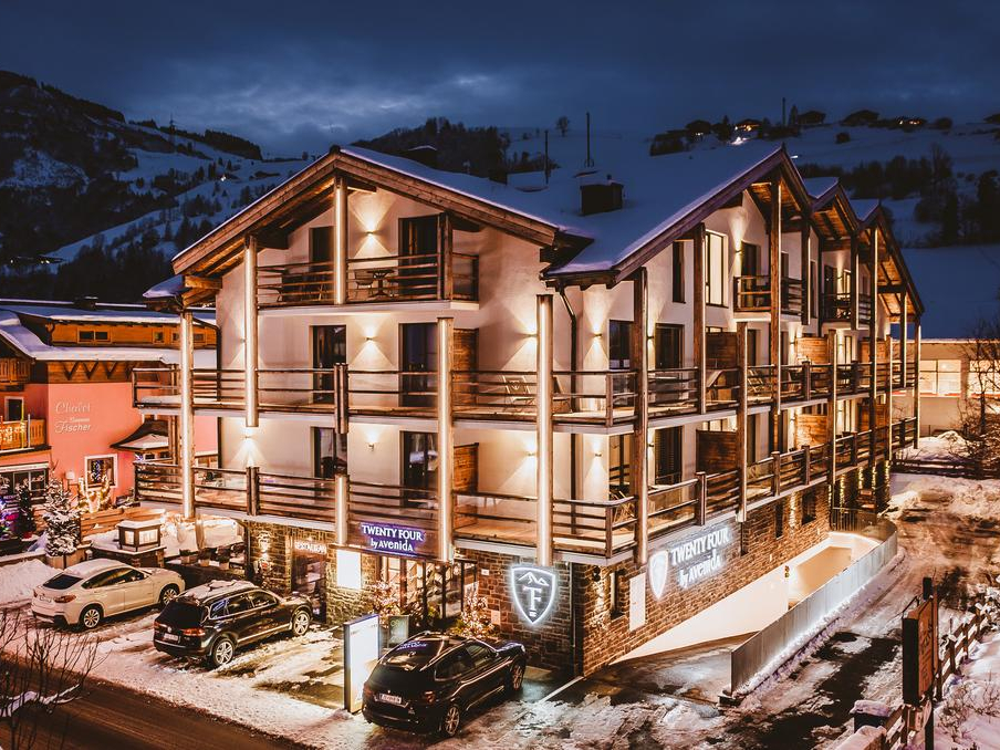 Appartement 24 by Avenida Suite met 1 slaapkamer - 4 personen - 2-4 personen