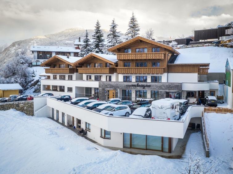 Appartement Am Burgsee Zirbenduft - 4-6 personen