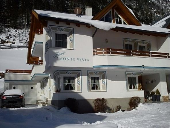 Appartement Monte Vista zondag t/m zondag - 4 personen