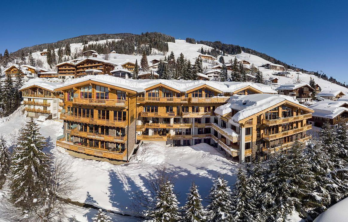 Appartementen Alpenparks Sonnleiten