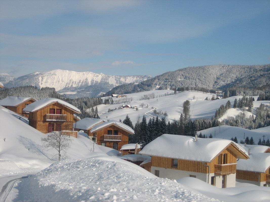 Chalet Alpendorf Dachstein-West Enzian - 8 personen
