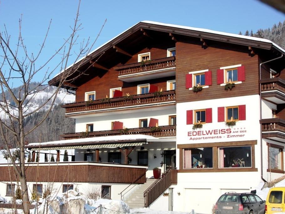 Chalet Edelweiss am See Hochkönig - 4 personen