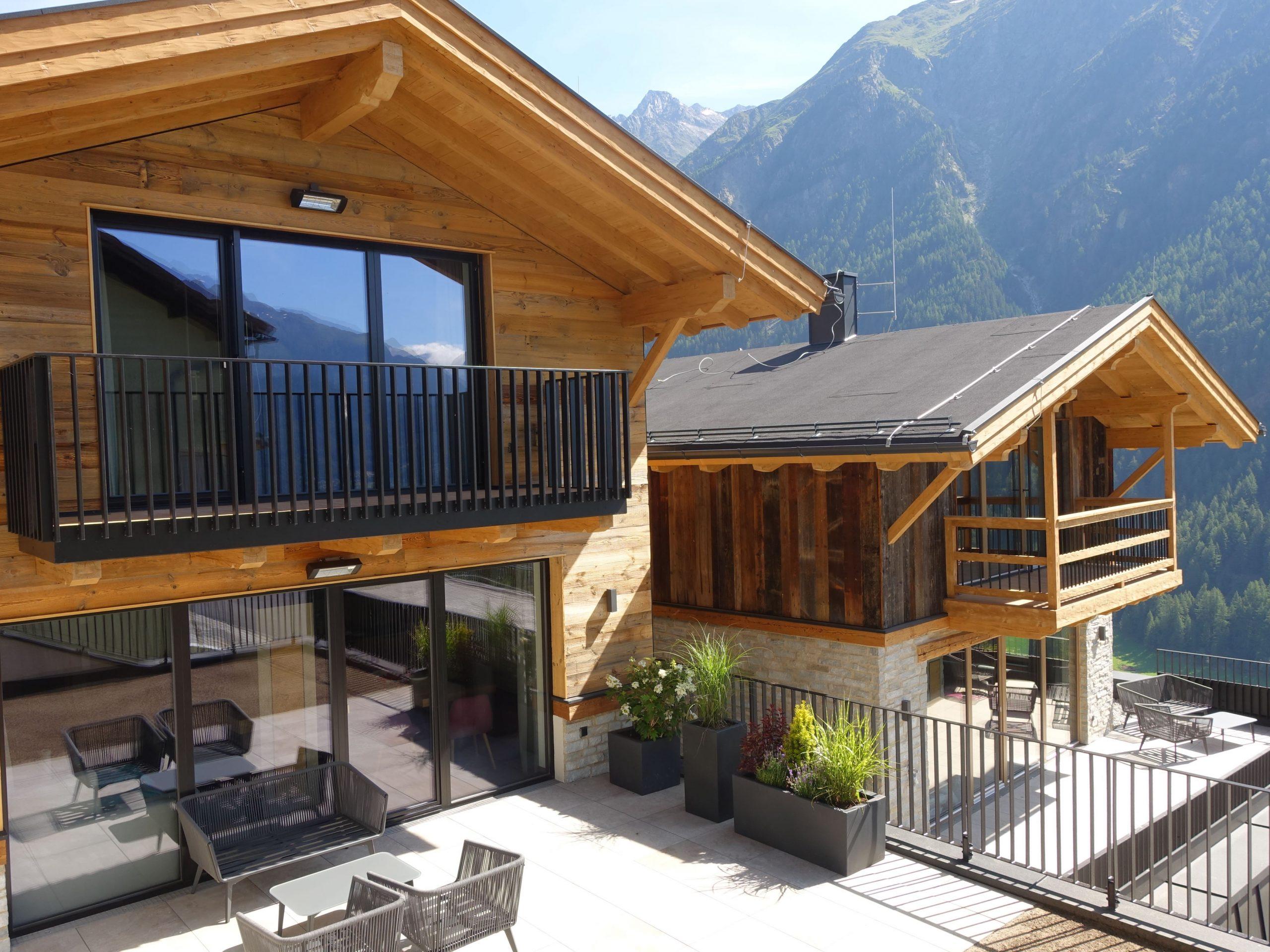 Chalet-appartement The Peak Ötztaler Alpen - 2-3 personen