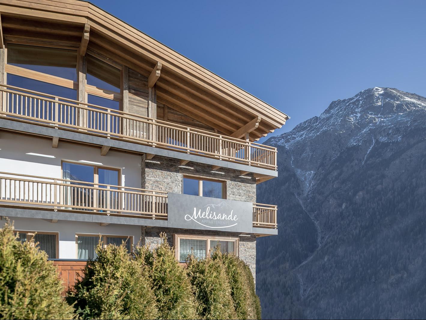 Chalet-appartement The Peak Melisande 3 - 2-3 personen