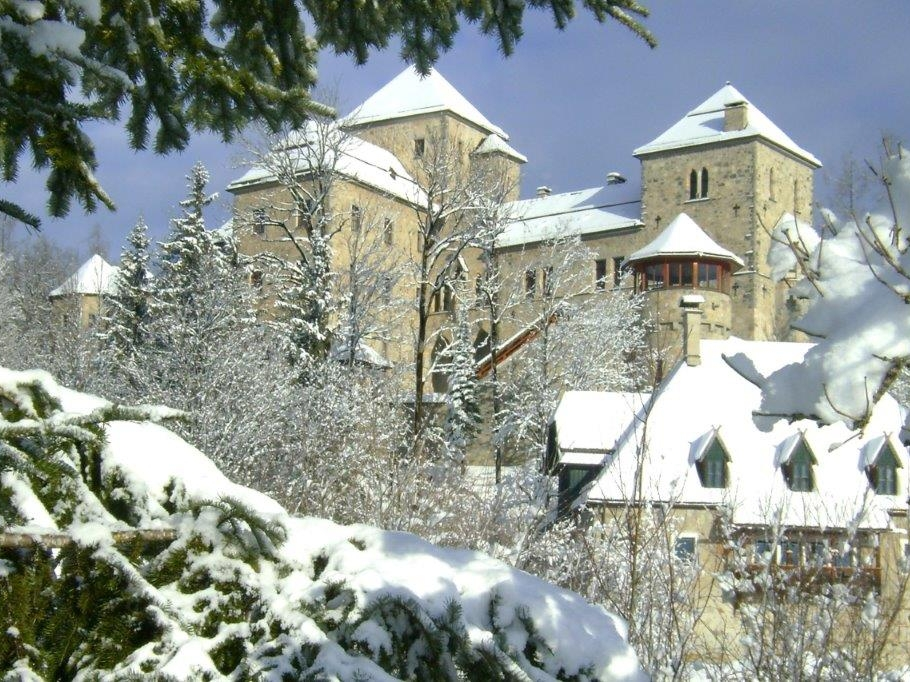 Kasteel Schloss am See Fischhorn Jade zondag t/m zondag - 4 personen