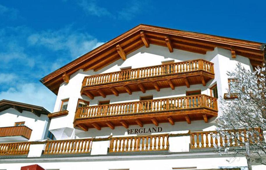 Appartementen Bergland
