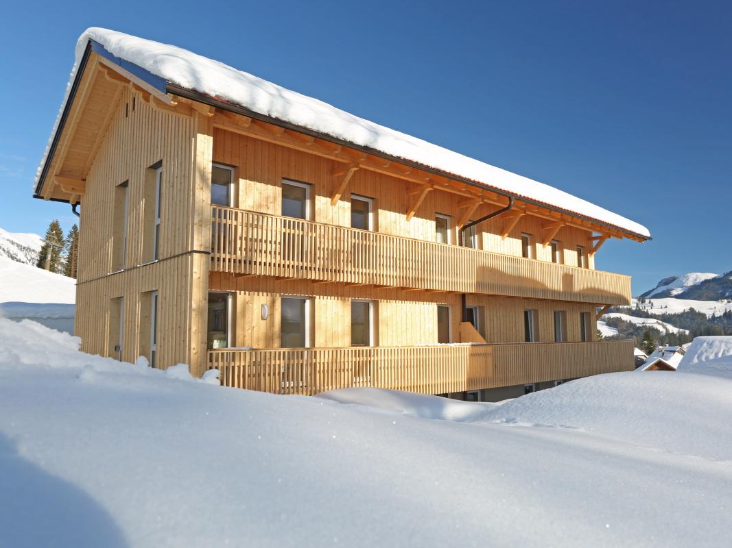 Appartement Grimming Lodges Top 2 met sauna - 2-4 personen